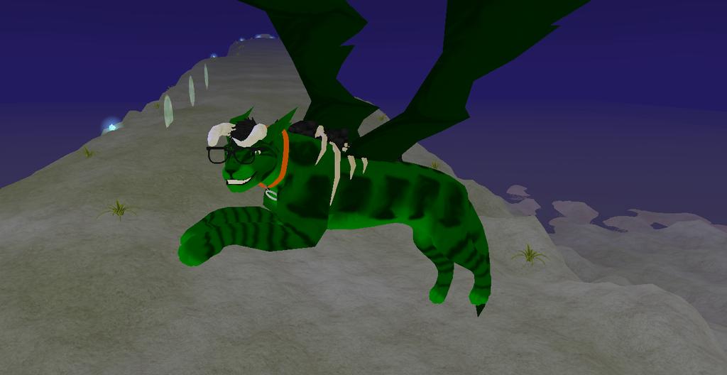 Dragonstuck Jake by seaserphant15