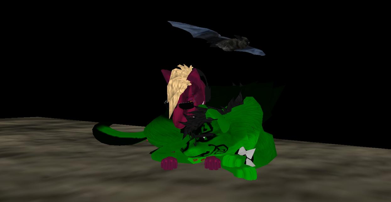 Vampirestuck DirkJake by seaserphant15