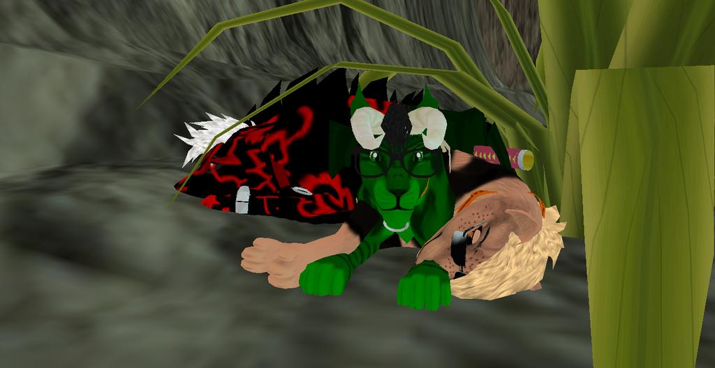 Dragonstuck Jake, Dirk and Auto-responder by seaserphant15
