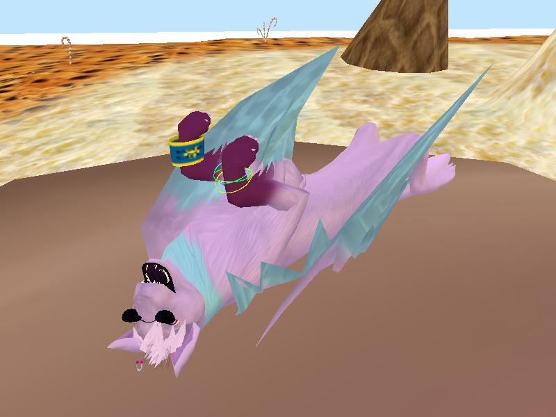Trickster Davesprite by seaserphant15