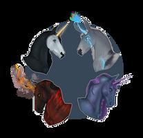 weirdos with the good horns [custom slot open]