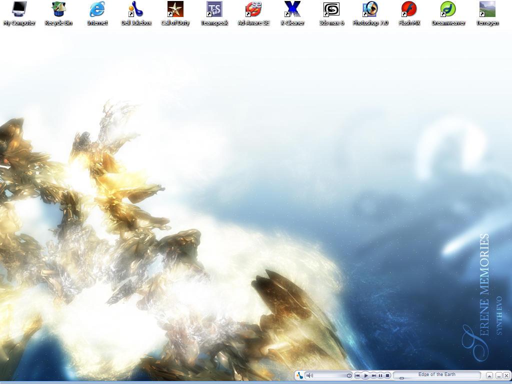 Desktop by Soleil5150