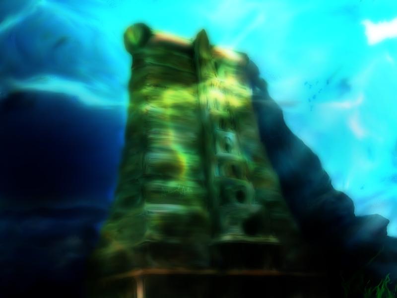 Temple of Atlantis by Soleil5150