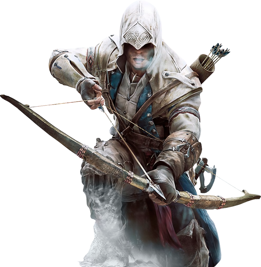 Assassin's Creed III - Connor Kenway by IvanCEs on DeviantArt