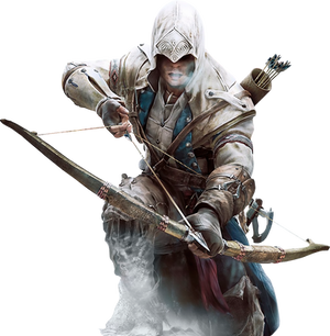 Assassin's Creed III - Connor Kenway