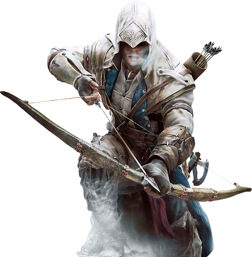assassins creed 3 connor - photo #17
