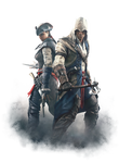 Assassin's Creed - Aveline and Connor
