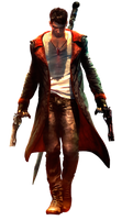 DmC: Devil May Cry - Dante