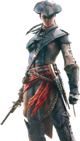 Assassin's Creed Liberation - Aveline