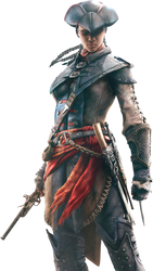 Assassin's Creed Liberation - Aveline