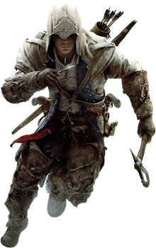 Assassin's Creed III - Connor Kenway 2