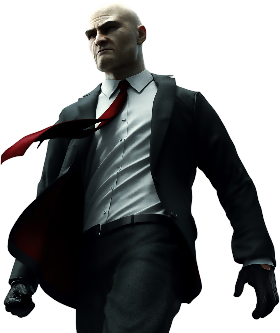 Hitman Absolution - Agent 47 Render HQ by Crussong on DeviantArt