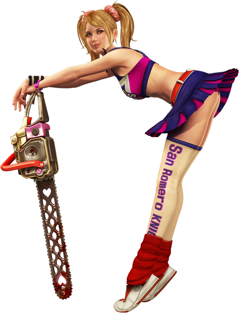 Juliet lollipop chainsaw porn nudes comic