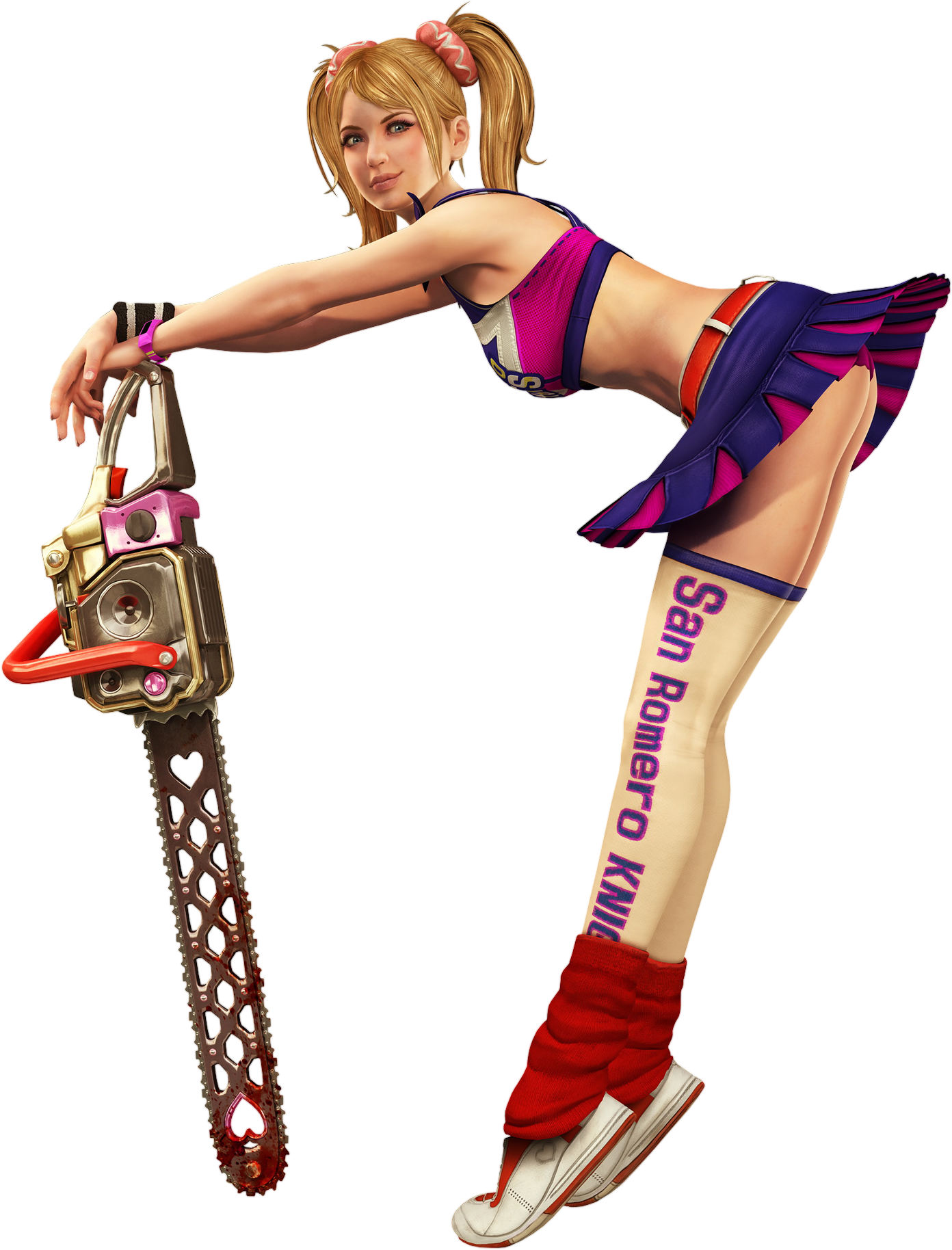 Lollipop Chainsaw - Juliet Starling by IvanCEs