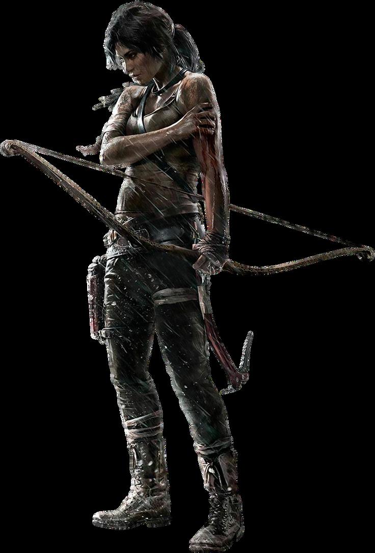 Tomb Raider - Lara Croft 2 by IvanCEs