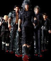 Final Fantasy XV by IvanCEs