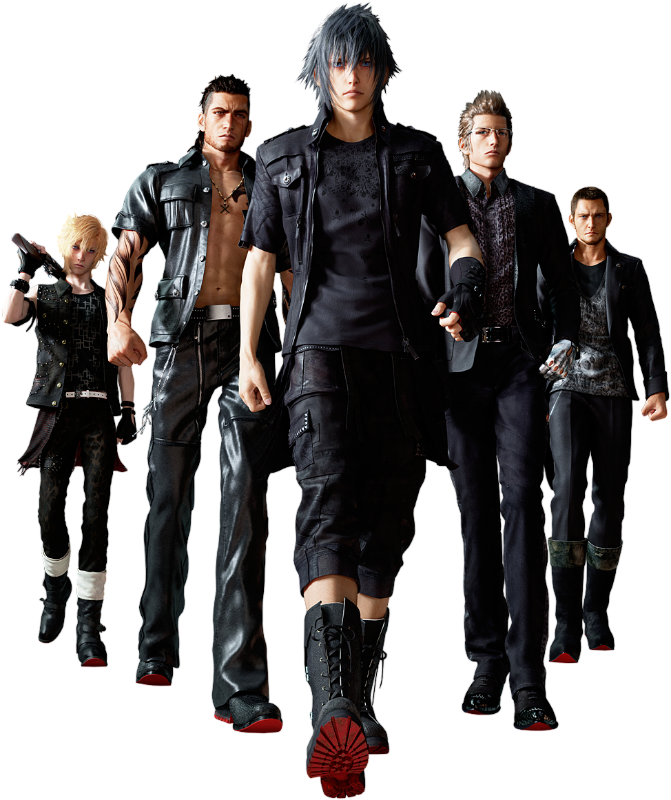 Final Fantasy XV by IvanCEs