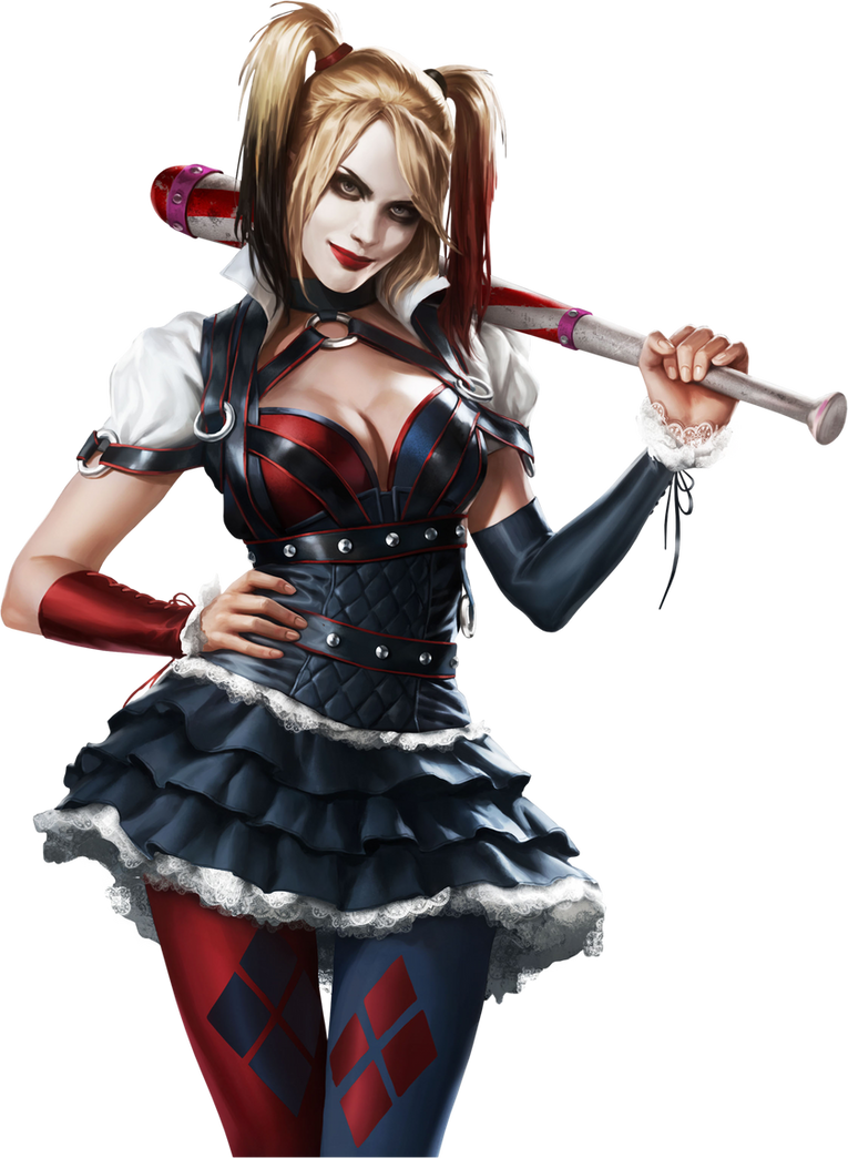 Batman: Arkham Knight - Harley Quinn by IvanCEs