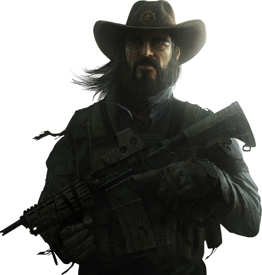 Wasteland 2 - General Vargas by IvanCEs