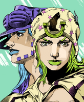 Gyro and Johnny by EsefDeo