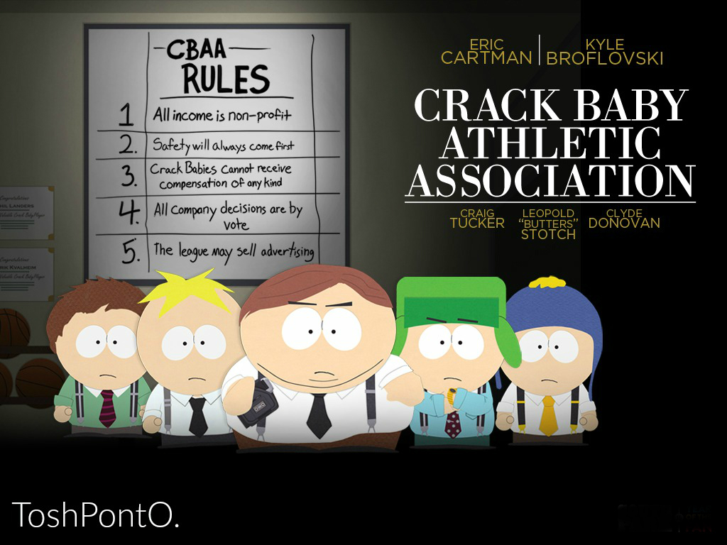 watch south park crack baby athletic association