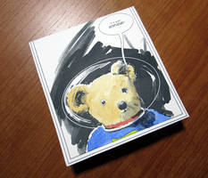Spacebear watercolors