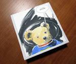 Spacebear watercolors by tedbergeron
