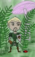 Warrior by tedbergeron