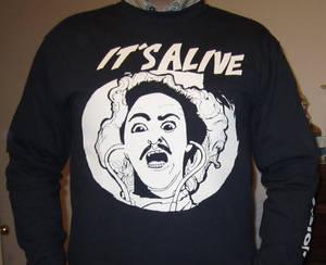 Its Alive Shirt