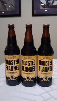 Brew Bee: Roasted Flannel Stout