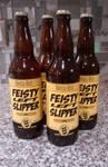 Brew Bee - Feisty Left Slipper IPA by tedbergeron
