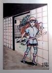 Anime ninja
