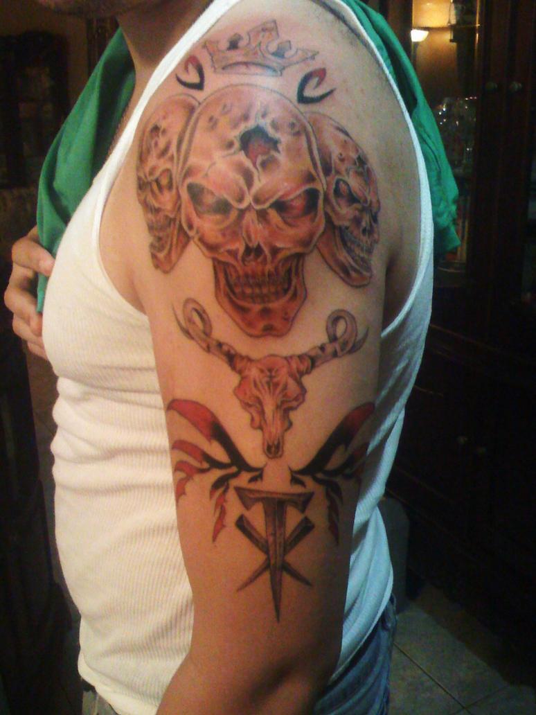 -Sleeve en Prosceso 9- - sleeve tattoo