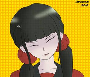 Maki Harakawa by Darkonius64