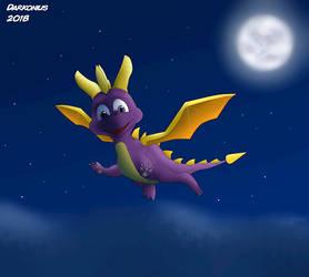 Spyro the Dragon by Darkonius64