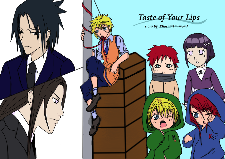 Taste of Your Lips Cover by iOse93