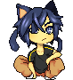 pixel kitty by 13on13on