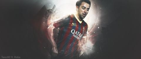Liverpool FC Xavi_by_matteosg-d6kk6kn