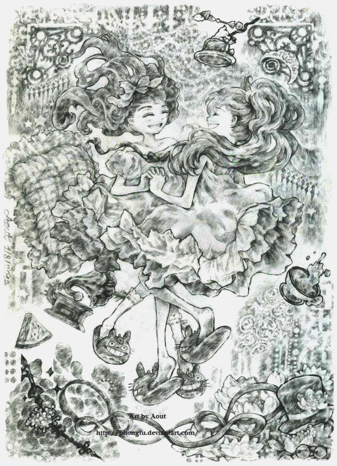 Elle Me Dit by Phongtu