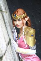 Princess Zelda by sakana