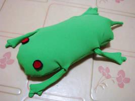 Ranka Lee Frog Phone Ketai-kun