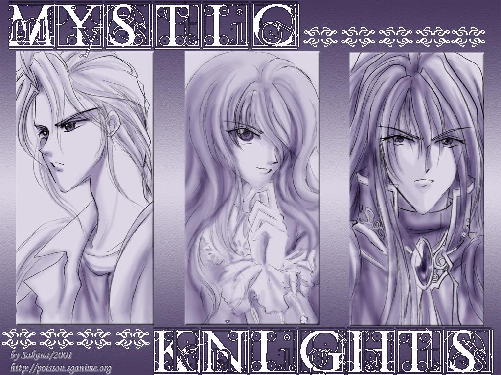 Mystic Knights by sakana