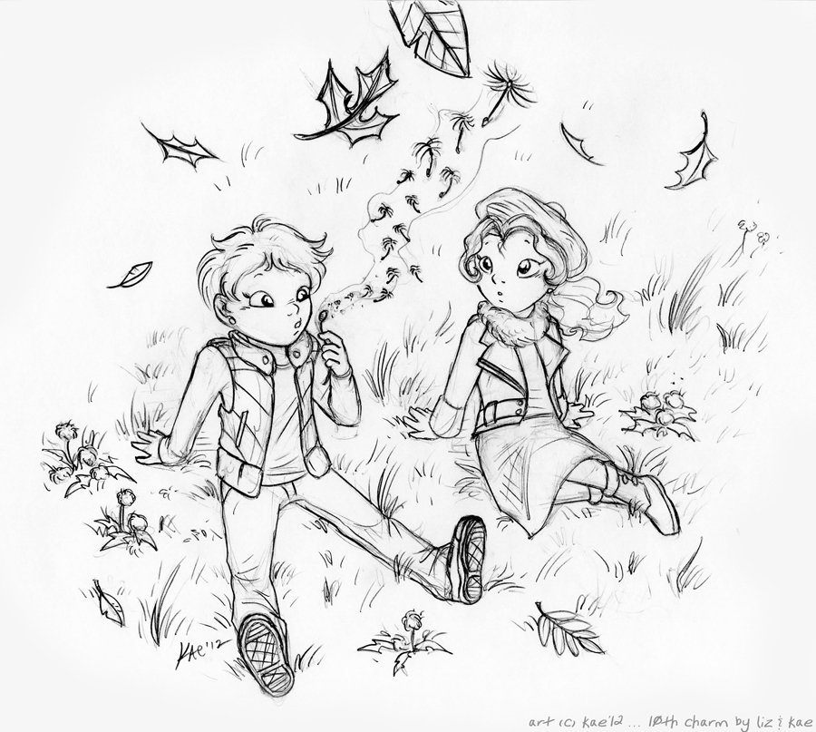 Dandelions by TenthCharm