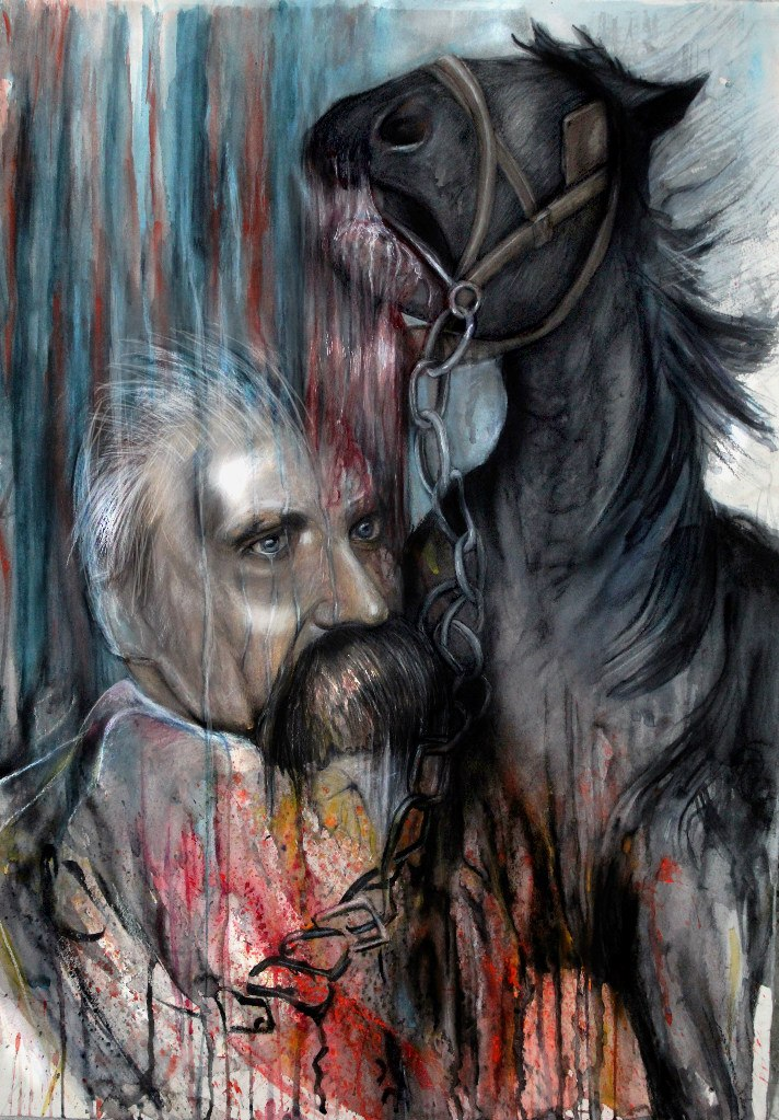 The Turin Horse, when Nietzsche wept by KaterinaRss