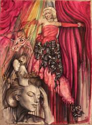 Glamour Satanism by KaterinaRss