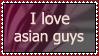 Asian guys by OverusedCupcakes