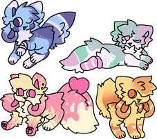 Simple adopts CLOSED by Azzy-s2