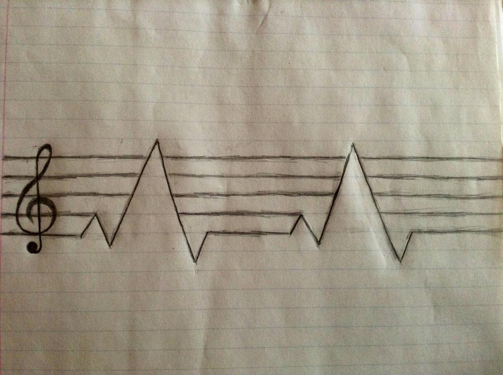 My Heartbeat by notsteveorbill