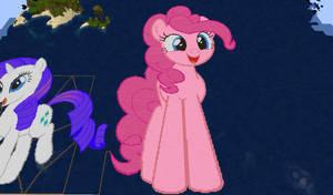 Minecraft Pinkie Pie
