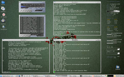 My Desktop by RaStAdEvIl